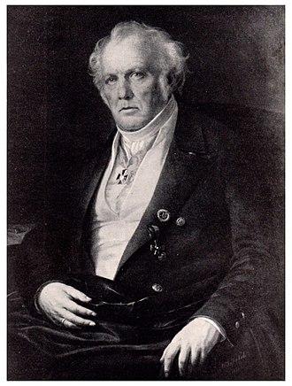 Avraam Melnikov - Avraam Melnikov; portrait by Vasily Khudyakov (1851)