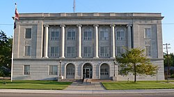 Kimball County Courthouse from N 2.JPG