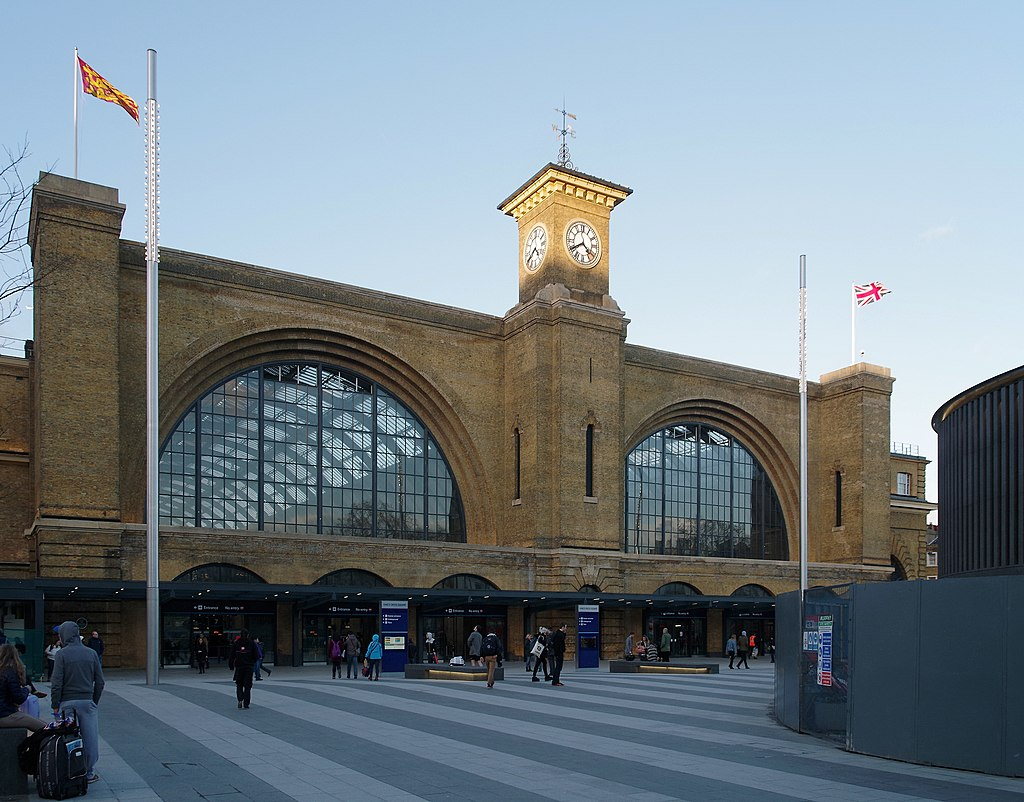 King's Cross railway station MMB C5