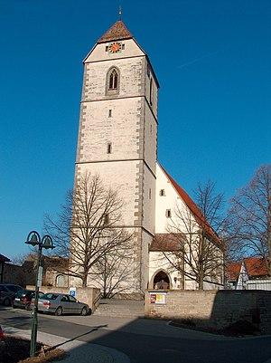 Gärtringen - Church in Gärtringen