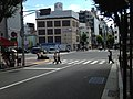 Kitano-dori Street near Kanocho 3-Chome (south).JPG