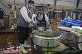Kitchens in Iran-Mehran City آشپزخانه مرکزی شهر مهران در ایام اربعین، عکاس، مصطفی معراجی 37.jpg