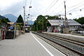 Kitzbühel-Hahnenkamm Bahnsteige.JPG