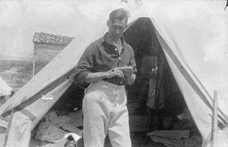 Gordon Thomson (rower) British rower