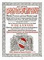 Kneubühler, Schreibkalender 1678.jpg