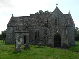 Knook, parish church of St. Margaret - geograph.org.uk - 537753.jpg