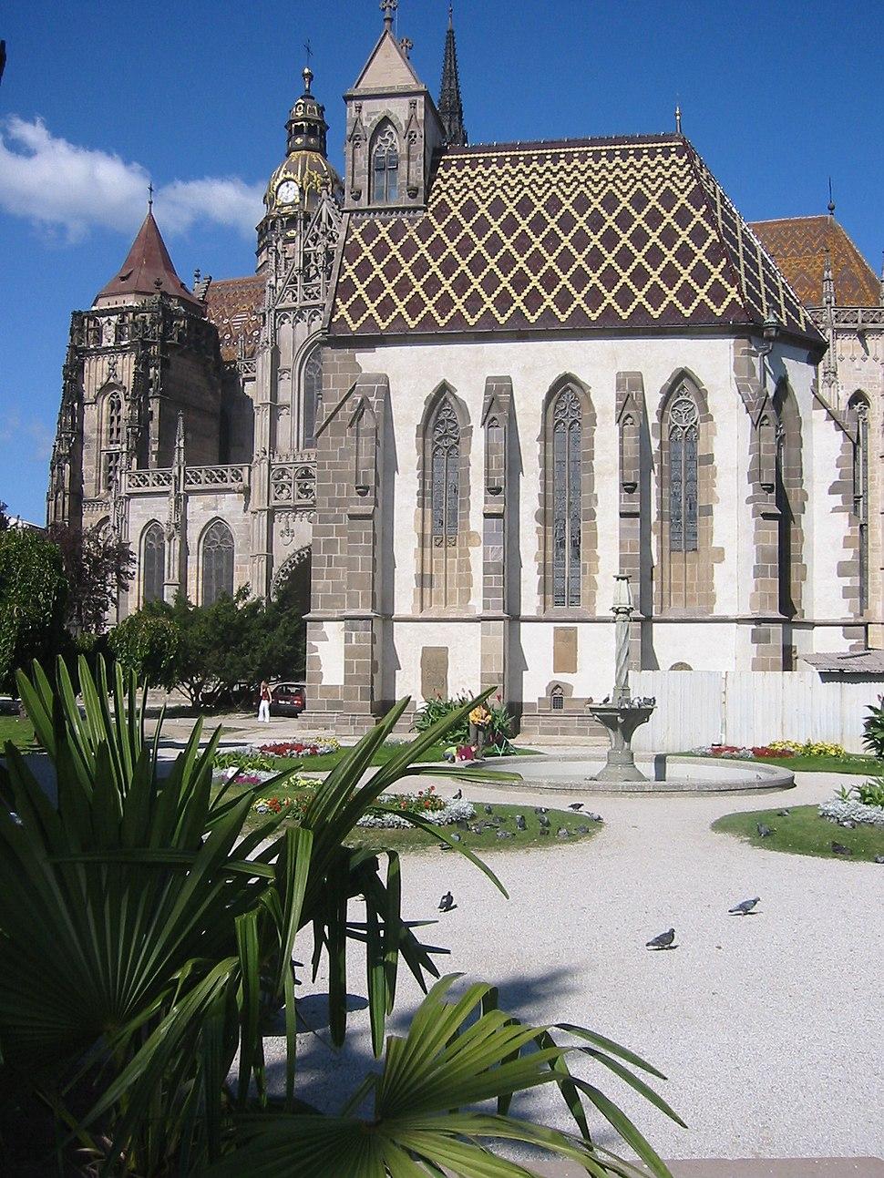 Košice, kaplnka sv. Michala