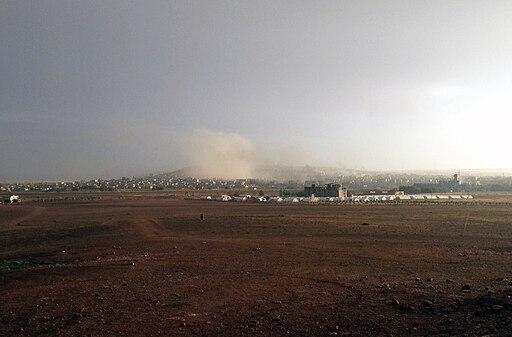 Kobanê, Syria - Oct 2014