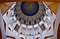Koekelberg Basilique Nationale Sacré-Coeur Innen Kuppel 5.jpg