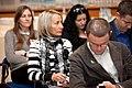 """Konference """"Valsts pārvaldes digitālā e-Revolūcija risinājumi jauniem valsts pārvaldes e-pakalpojumiem un e-komunikācijai"""" (8147121598).jpg"""