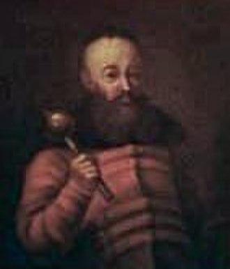 Polish–Swedish wars - Portrait of hetman Stanisław Koniecpolski
