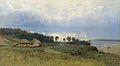 Konstantin Kryzhitsky PeredDozhdyom 1880.jpg