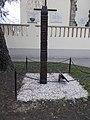 Kopjafa memorial and Polish church, 2018 Kőbánya.jpg