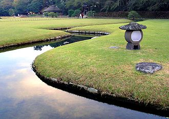 Kōraku-en - Image: Korakuen Garden, Okayama Prefecture