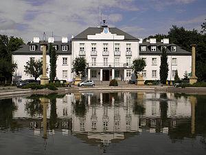 Kozienice - Palace in Kozienice