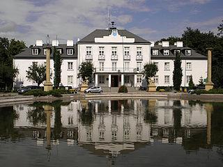 Kozienice Place in Masovian Voivodeship, Poland