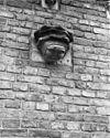 kraagsteen in de west-gevel - deventer - 20054352 - rce