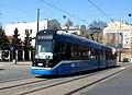 Krakow, tram NGT6-2 n°2048.JPG