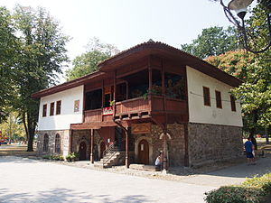 Kraljevo - Gospodar Vasin konak (Master Vasa's mansion), built in 1830, the oldest preserved building