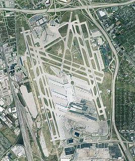Louisville International Airport Airport in Louisville, Kentucky, United States
