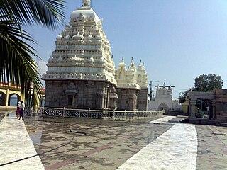 Kudalasangama Temple town in Karnataka, India