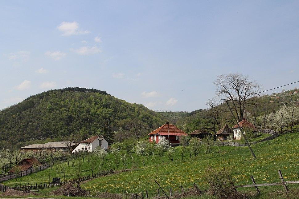 Kunice - opština Valjevo - zapadna Srbija - panorama 7