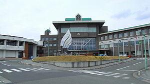 Kurihara, Miyagi - Kurihara City Hall