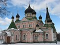 Kyiv Pokrova Monastery - Bohorodytsi church.jpg