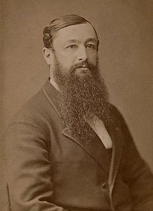 Armand Léon de Baudry d'Asson - Image: Léon Armand de Baudry d'Asson Chalot phot