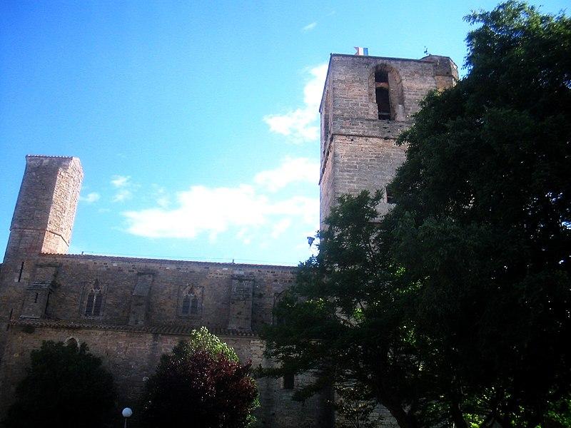 Fichier:Lézignan-Corbières Église Saint-Félix.jpg