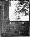 LAUNDRY YARD BRICK DETAIL - Stan Hywet Hall, 714 North Portage Path, Akron, Summit County, OH HABS OHIO,77-AKRO,5-133.tif