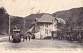 LL 114 - Environs de GERARDMER - Retournemer - L'Hotel du Lac et le Tramway de Gérardmer.jpg
