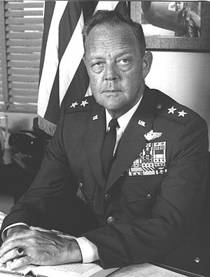 Levi R. Chase - Major General Levi R. Chase, 1973