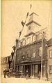 L echelle Dorval a la station no 7 de la rue Boisseau vers 1895.jpg