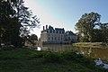 La-Ferté-Saint-Aubin Château de la Ferté Extérieur IMG 0127.jpg