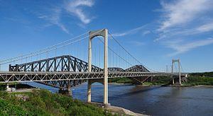 Pierre Laporte Bridge - Pierre Laporte Bridge.