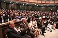 La Asamblea Nacional instaló la sesión solemne, en la que el presidente de la República, Rafael Correa Delgado, presenta su informe a la nación (6030466259).jpg