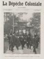 La Depeche coloniale Cover 15 July 1907.png
