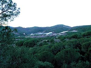Canet de Mar - Image: La Vall de Canet