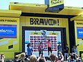 La course by Le Tour de France 2019 à Pau - Podium 01.jpg