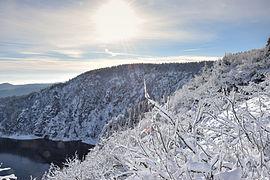 Lac blanc massif des vosges wikip dia - Ventes privees blanc des vosges ...