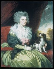 Lady with a Dog