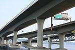 Lake Washington floating bridge, Interstate 90.jpg