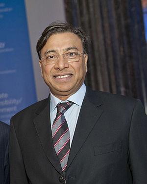 Lakshmi Mittal - Mittal in 2013