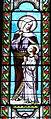 Lalinde église vitrail transept (1).JPG