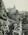 Lalish, early 20th century, showing the roof of the shrine of Sheikh Adi.jpg
