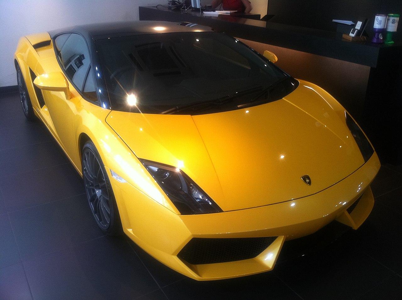 File Lamborghini Lp560 4 Gallardo Yellow Black 6390305145 Jpg
