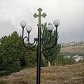 Lampadaire de la Cathédrale Sourp Krikor Loussavoritch.jpg