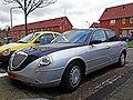Lancia Thesis 3.0 V6 24v Bicolore (16449446502).jpg
