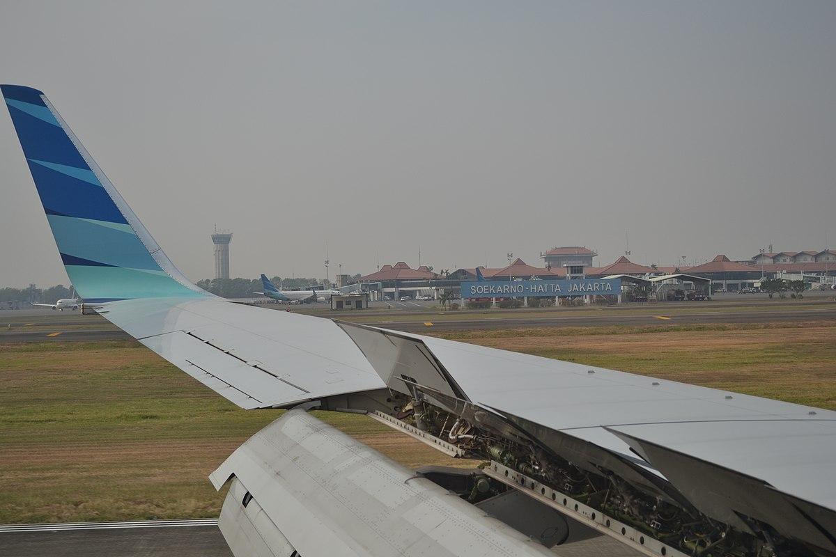 SoekarnoHatta International Airport  Travel guide at Wikivoyage